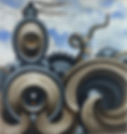 netherworld visionaryart gunnarfoley stockholm