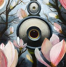 Magnolia thirdeye lowbrowpopsurerrealism surreal gunnarfoley