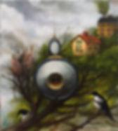 thirdeye brooch nest nesting magicalrealism gunnarfoley
