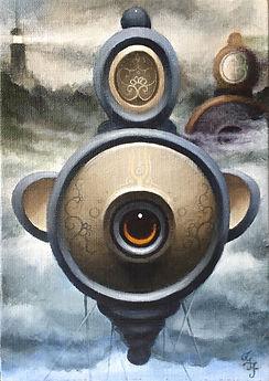 stormensöga popsurrealism stockholm konstnär gunnarfoley