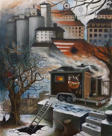 Artsauna gunnarfoley popsurrealism magicalrealism lowbrow