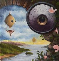 lowbrow popsurrealism norr-älgen gunnarfoley