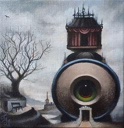 dreamscape det gränslösa gränslandet, gunnarfoley