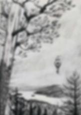 Graphite drawing gunnarfoley