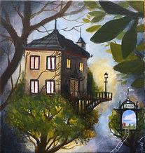 passage treehouse denmagiskaträdgården gunnarfoley