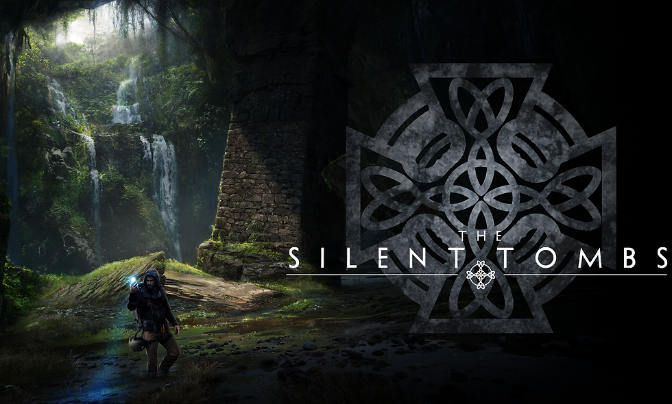Pre-Purchase 'The Silent Tombs'