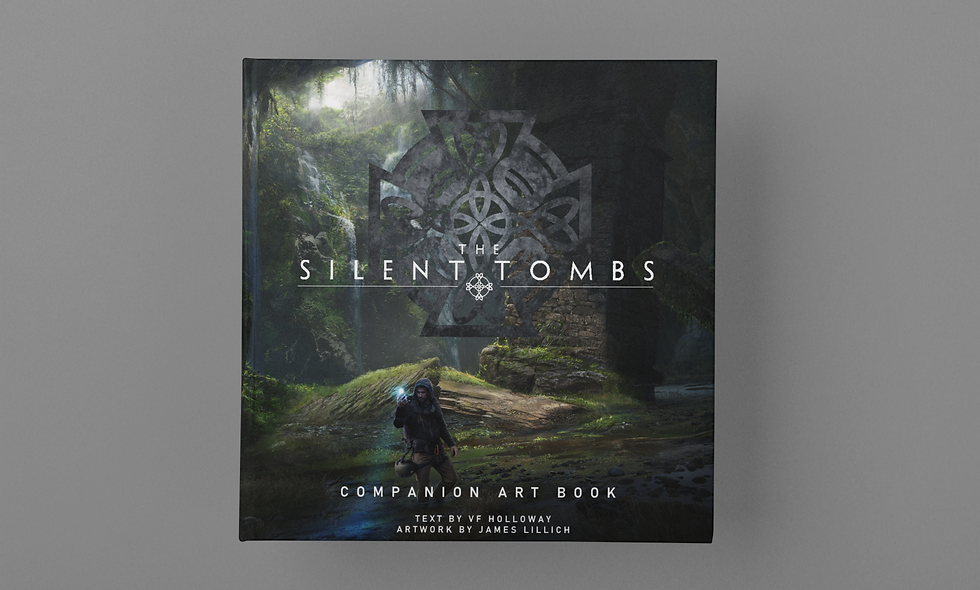 'The Silent Tombs' - Companion Book