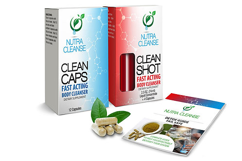 Nutra Cleanse Same Day Cleansing Kit