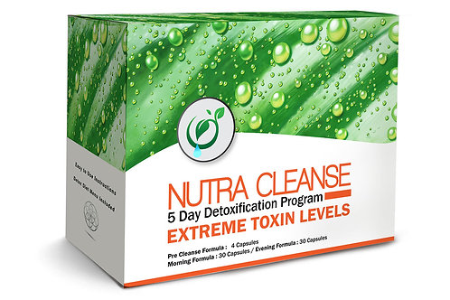 Nutra Cleanse Extreme 5 Day Cleansing Program