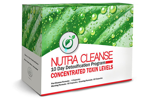Nutra Cleanse Ultra 10 Day Cleansing Program