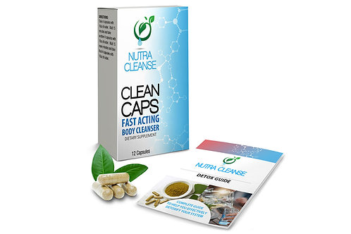Nutra Cleanse Caps