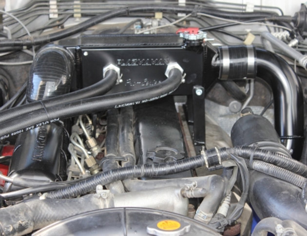 GU Patrol TD42 DIESEL Performance W2A Kit