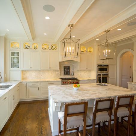 A gorgeus kitchen in Mc Lean, VA