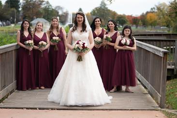 Wedding in Frederick, MD