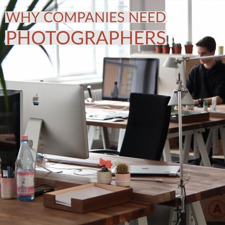 Why Companies Need Photographers