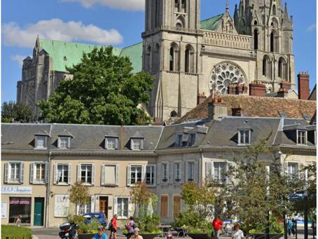 Votre maison d'hôtes à Chartres pour une randonnée familiale le long de la Véloscénie