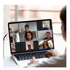 Online programme facilitation