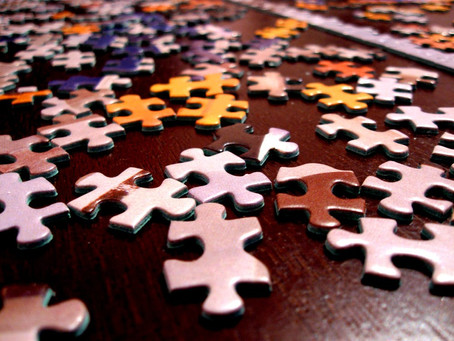 Last piece of the jigsaw