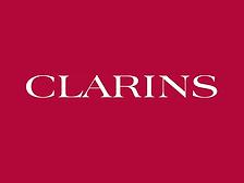 Clarins Logo white.png