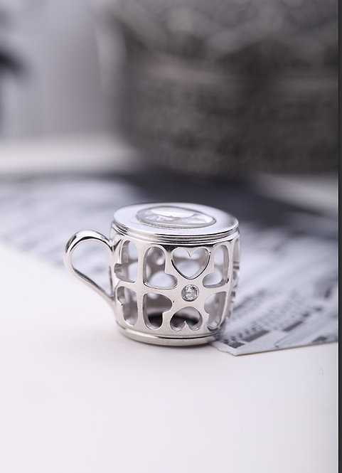 Love cup Basic-Silver