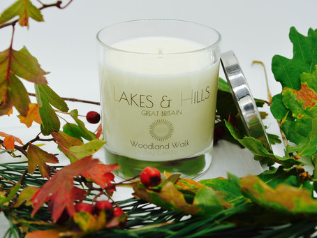 Autumn Soy Candles To Make You Feel Good