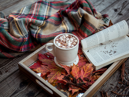 Hello Autumn It's Time To Get Hygge Cosy!