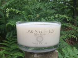 Triple Three Wick Soy Candle