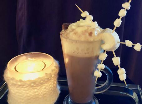 Hot Chocolate Snowflake