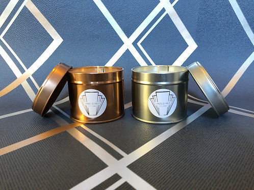 Spring/Summer Soy Wax Candle 200g Tins