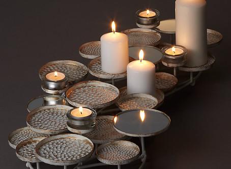 Multiple Candle Holder