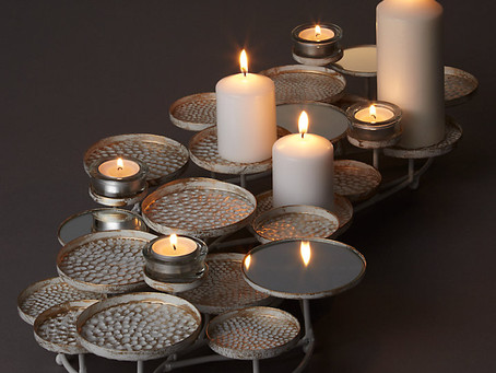 Multiple Candle Holder