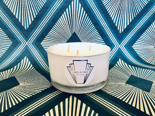 Triple Wick Soy Candle - Fragrance Range