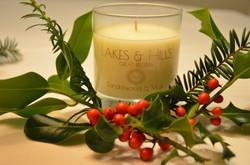 Lakes & Hills at Christmas