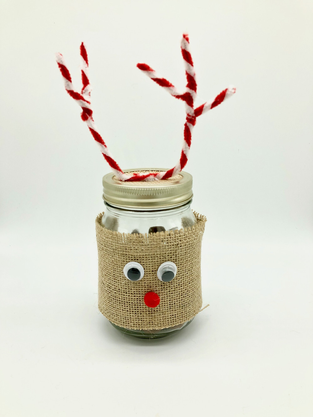 Reindeer Sweet Jar
