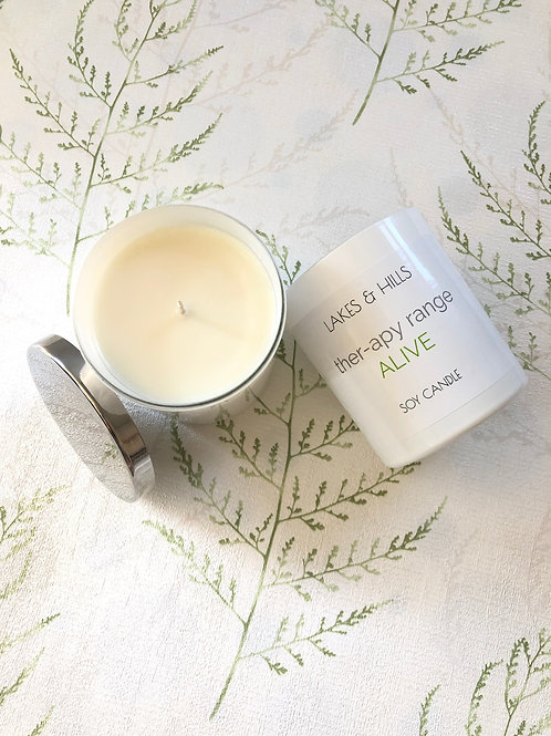 Alive | Neroli | Aromatherapy Candle