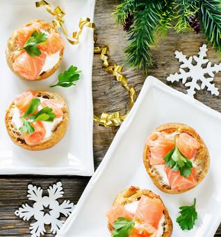 How To Make Salmon & Cream Cheese Puff Buns