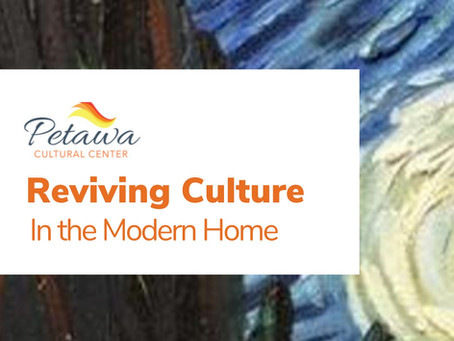 Reviving Culture in the Modern Home