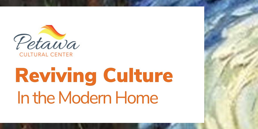 April Speakers Series: Reviving Culture in the Modern Home