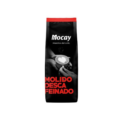 CAFE MOCAY BL250g MOLIDO HOGAR DESCAFEINADO