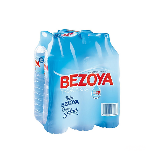 BEZOYA PET 1.5L. PACK-6