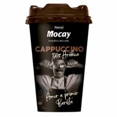 MOCAY VASO CAPPUCCINO 200ml C/10