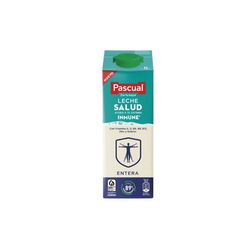PASCUAL SALUD ENTERA 1L. BRICK C/6u