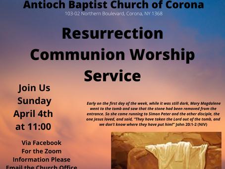 Celebrate the Risen Savior With Us