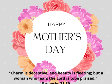 To Every Woman Who Has Been The Mother Figure In A Child's Life