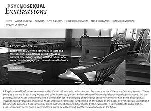 Psychosexual Evaluations