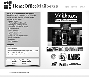 Home Office Mailboxes