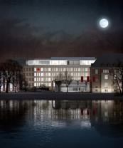 Fördesparkasse in Kiel, Grohmann Lehnhardt Architekten