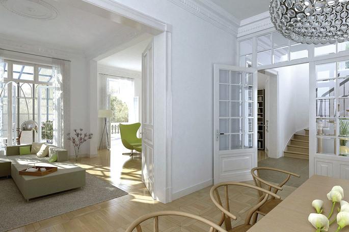 Villa in Othmarschen, Grohmann Lehnhardt Architekten