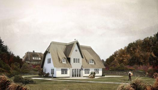 Ferienhaus auf Sylt, Grohmann Lehnhardt Architekten