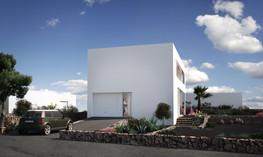 Ferienhaus auf Lanzarote, Tim Hupe Architekten